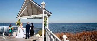 Waterfront Wedding Venues In Md Kurtz U0027s Beach Waterfront Weddings Parties Receptions Company