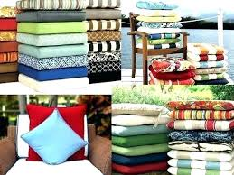 replacement chair cushions outdoor furniture large size of