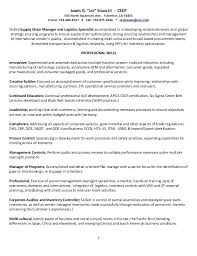 inventory control resume endearing inventory management resume