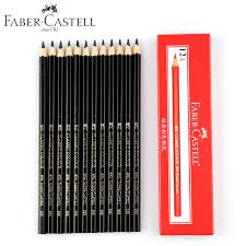 faber castell water soluble color pencil black color 499 colored