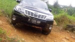 subaru baja mud tires offroad 1 desa pelangi youtube