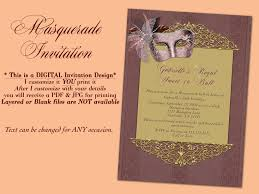 office depot invitations printing masquerade invitation mardis gras invitations masquerade