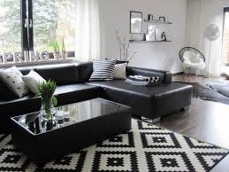 schwarz weiß wohnzimmer wohndesign wohnzimmer in schwarz weiß stockfotos und york