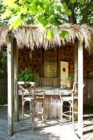 Tropical Patio Design 8 Outdoor Tiki Bars That Make Us Want To Hula Dance Photos