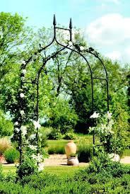 garden arch with gate australia home outdoor decoration
