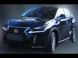 brand new 2018 lexus nx 200t new generations will be made in
