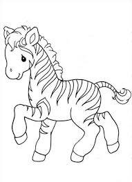 zebra without stripes coloring pages bltidm