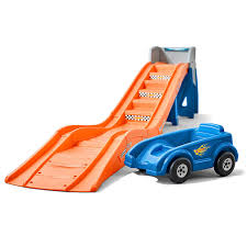 amazon com step2 wheels extreme thrill coaster ride on toys