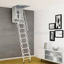 scale retrattili per soffitte scale retrattili per soffitte e sottotetti motorizzata 50 x 120