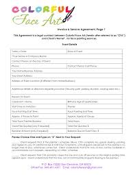 Resume Sample Painter by 10 Best Images Of Sample Painting Contract Agreement Painting