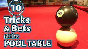 How Long Is A Pool Table 10 Best Trick Shots Bets U0026 Pranks At The Pool Table Youtube
