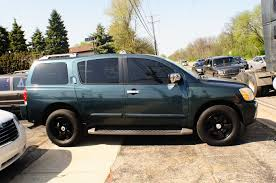 2008 nissan armada engine for sale 2007 nissan armada se green used suv