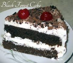 homemade german black forest cake simple indian recipes