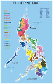 Map Of Phillipines Map Of The Philippines Layout By Jatolentino On Deviantart