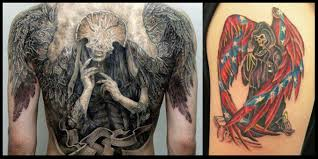 death tattoos and designs page 102