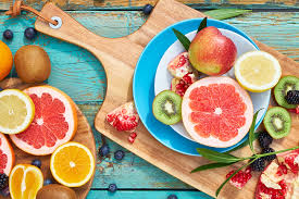 fruit of the month celebrate fresh fruit vegetables month on the table