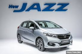 india bound honda jazz facelift launched in malaysia in 18 images