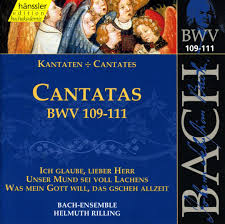 cantata bwv 109 details u0026 discography part 1 complete recordings