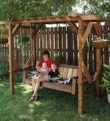 Small Backyard Swing Sets by Best 10 Backyard Swings Ideas On Pinterest Backyard Swing Sets