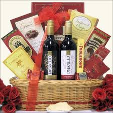Wine And Chocolate Gift Baskets Wine Champagne Gift Baskets