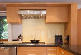 back painted glass kitchen backsplash intensify the look of your kitchen with 20 glass back painted