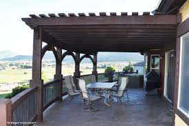 Decks And Pergolas Construction Manual by 17 Decks W Early American U0026 Old World Timber Work Western Timber