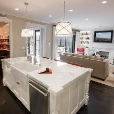 kitchen islands with dishwasher kitchen island dishwasher design ideas