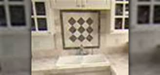 how to do a kitchen backsplash tile how to tile a kitchen backsplash with the home depot