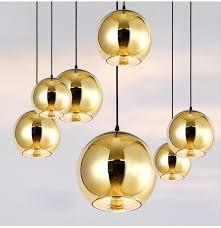 Tom Dixon Copper Pendant Light Tom Dixon Copper Pendant Replica Gold Axel Jones