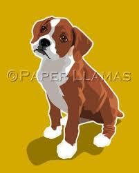boxer dog art 28 best boxer artwork images on pinterest boxer love boxers and