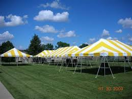 rent canopy tent pole canopy frame tent rental packages in carol il