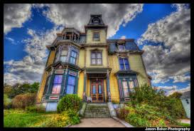 what u0027s it like living in a haunted house the home is known as