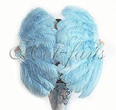 feather fan hot fans single layer ostrich feather fan 24 x 41 for