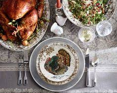 image result for 2015 williams sonoma thanksgiving tablecloth