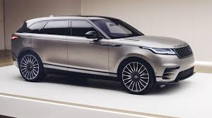 land rover velar blue 2018 range rover velar interior exterior and drive dailyvideo