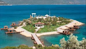location rixos premium bodrum