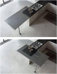 tavolo stosa stosa mood la cucina moderna disegna lo spazio unendo kitchen