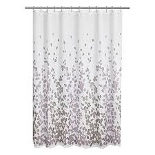 Purple And Gold Shower Curtain Amazon Com Maytex Sylvia Printed Faux Silk Fabric Shower Curtain