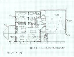 modern net zero energy house plan