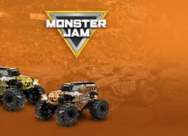 monster jam entertainment calendar