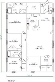 Garage Floor Plans With Living Quarters Metal Buildings With Living Quarters Everything You Need To Know