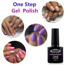 perfect summer 10ml one step gel polish soak off nail art uv led