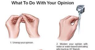 Meme Opinion - what to do with your opinion weknowmemes