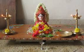 Temple Decoration Ideas For Home 28 Pooja Decorations At Home Ladle Brush Amp Spade