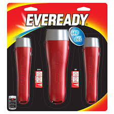 eveready led flashlight 3 pack evgpm115h the home depot
