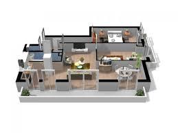 appartement 3 chambres achat appartement villeurbanne 69100 foncia