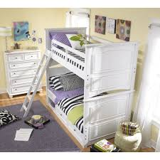 kenlin drawer guide madison twin over twin bunk bed hayneedle