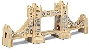 tower bridge quay woodcraft construction kit fsc co uk