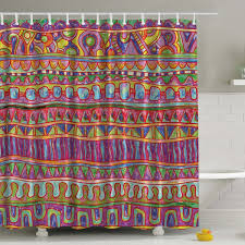 Bamboo Print Shower Curtain Print Shower Curtains Shower Curtain Rod