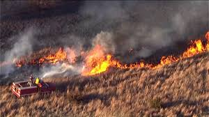 Definition For Wildfire by Oklahoma Forestry Officials Warn Of Increasing Wildfire Risk